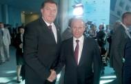 Dodik uputio pismo zahvalnosti Vladimiru Putinu