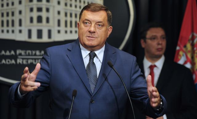 Photo of Dodik: Niko neće odgovarati ukoliko istragu o napadu na Vučića budu vodili organi iz Sarajeva