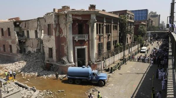 """Photo of """"Islamska država"""" preuzela odgovornost za bombaški napad na italijsnki konzulat"""