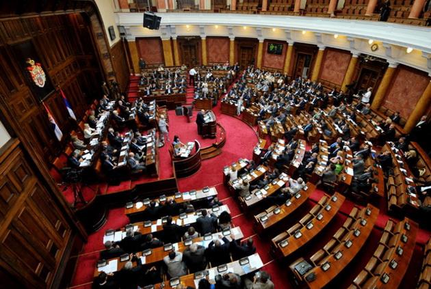 Photo of U Skupštini Srbije formirano  sedam poslaničkih grupa
