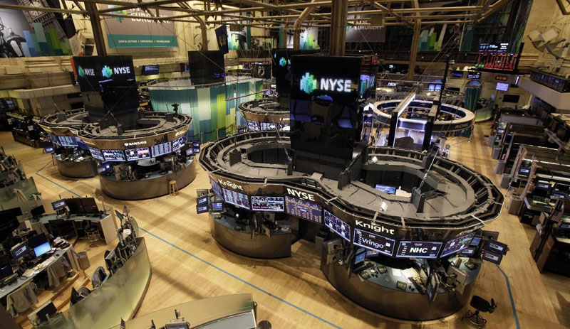 Photo of Suspendovano trgovanje na Njujorškoj berzi