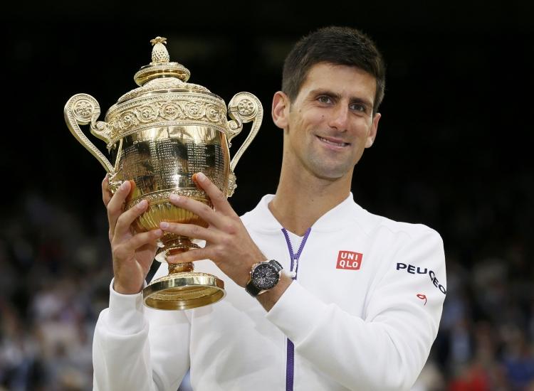Photo of Novak: Trava je ove godine zaista ukusna