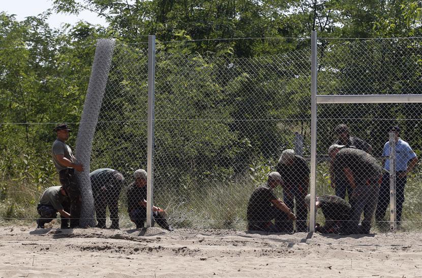 Photo of Gradnja mađarske ograde biće gotova do 30. novembra