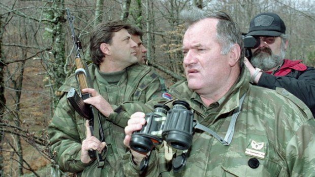 Photo of General Ratko Mladić pristupio Organizaciji starješina Vojske RS