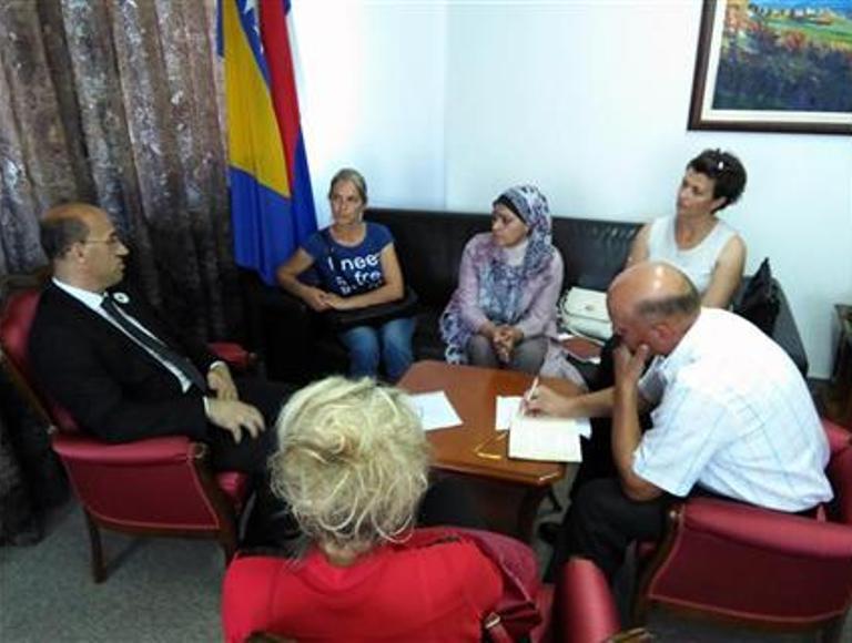 Photo of Salkić: Ukoliko ne bude dogovora, organizovati alternativnu nastavu