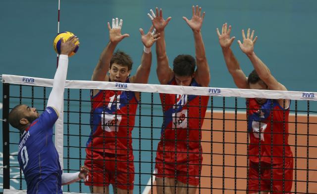 Srbija u finalu izgubila od Francuske