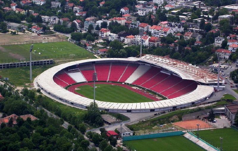 Photo of Bomba na Zvezdinom stadionu: Pronađena na krovu Marakane!