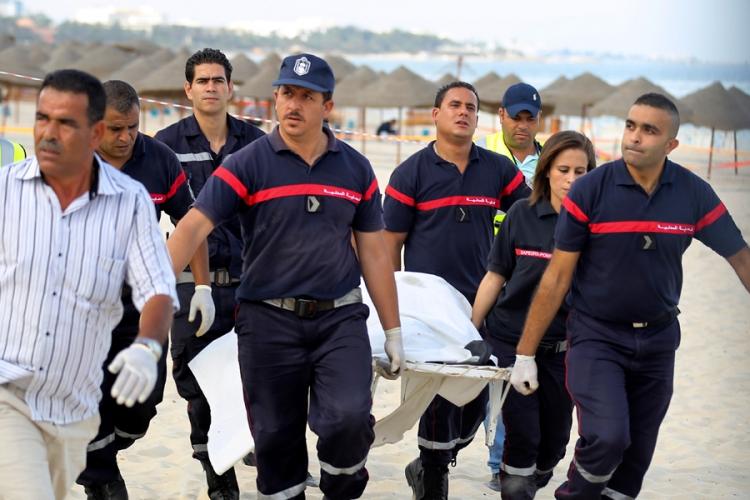 Photo of Identifikovane sve žrtve napada na hotel u Tunisu