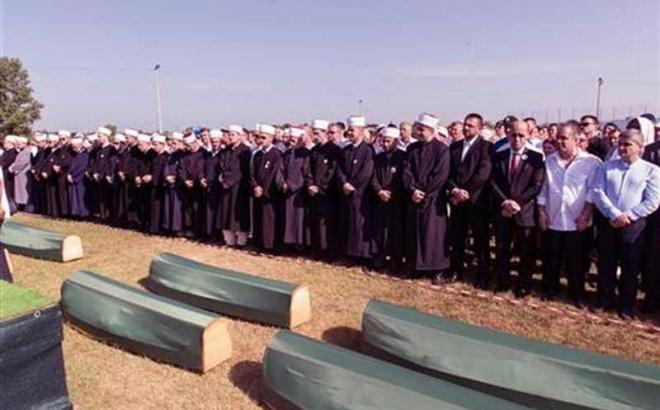 Photo of Organizovan ispraćaj posmrtnih ostataka 30 Bošnjaka