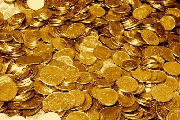 Photo of Pronađene zlatne kovanice