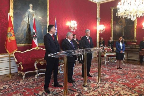 Photo of Prvi takav ugovor na Zapadnom Balkanu: BiH i Crna Gora potpisali Sporazum o granici