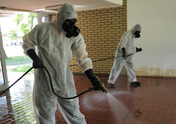 Danas počinje dezinfekcija škola