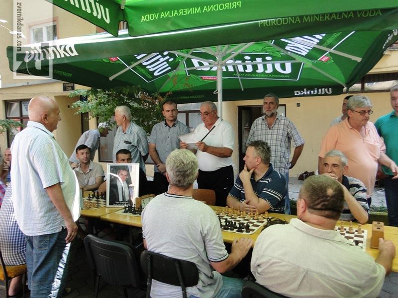 """Photo of Odražan Memorijalni šahovski turnir """"Boro Vukajlović"""""""
