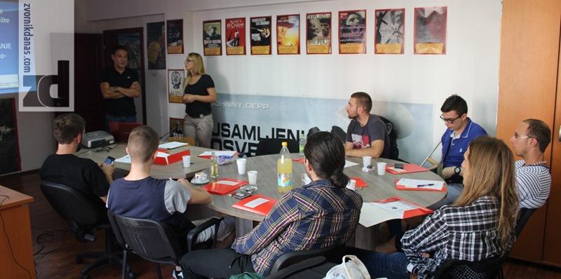 Photo of Mladi preduzetnici izložili svoje ideje