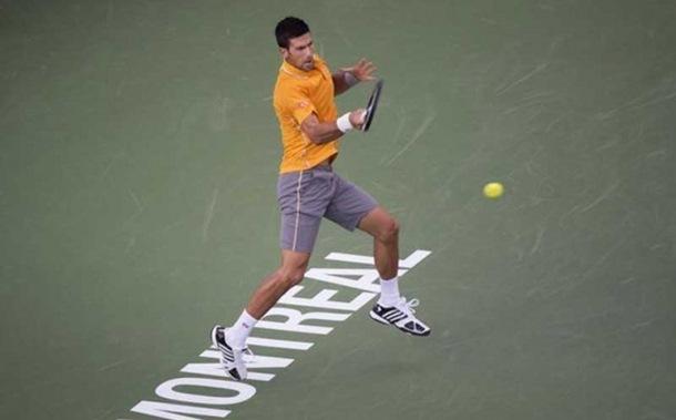 Novak sa mukom prošao u treće kolo Montreala