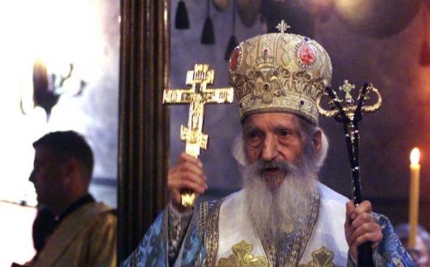 """Photo of Šta je patrijarh Pavle poručio u Kninu uoči """"Oluje"""""""