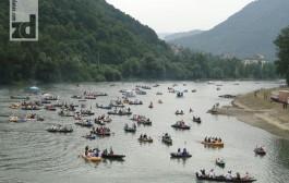 Drinom zaplovilo oko 250 plovila