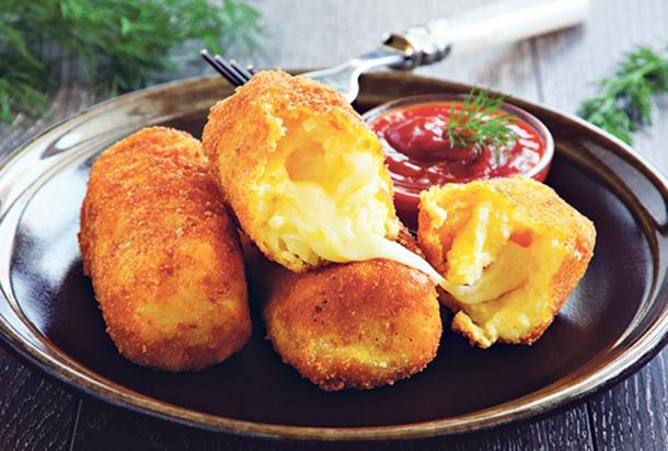 Recept dana - Brzi kroketi od krompira
