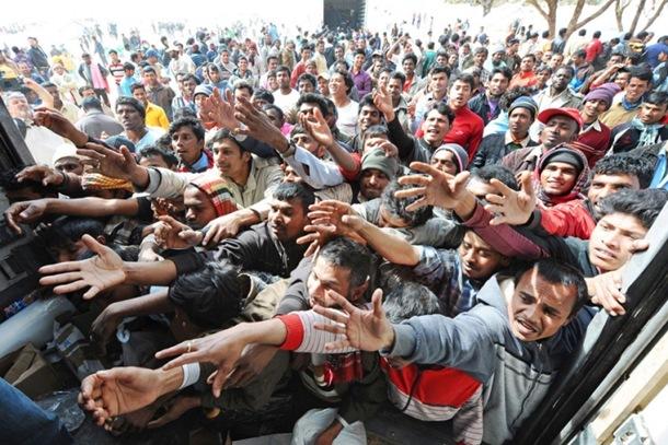 Idomeni: Izbjeglice se vratile, čuli da se probija granica