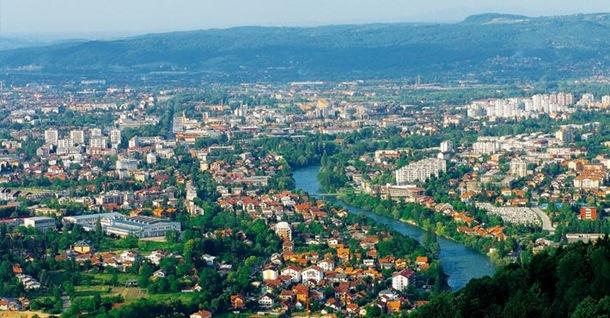 Banjaluka - Jedan od najtoplijih gradova u Evropi