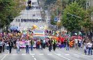 Gej i trans parada održane u Beogradu bez incidenata