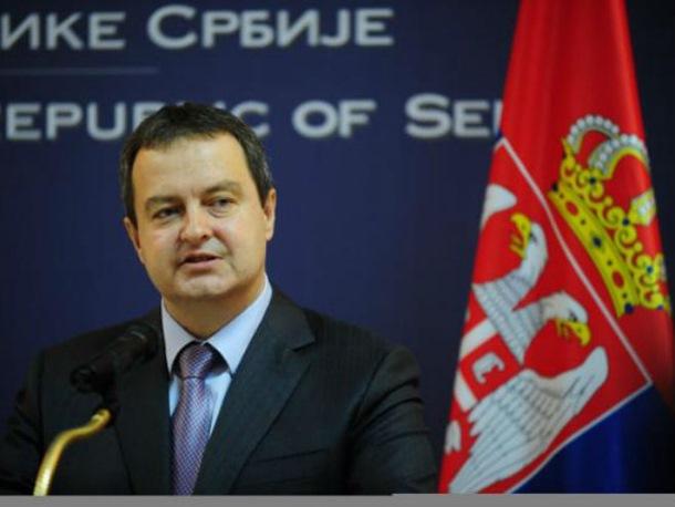 Dačić: Srbija štiti srpski narod u RS