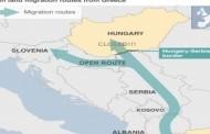 Vanredno stanje: Mađari hapse, izbjeglice kreću prema Hrvatskoj (foto/video)