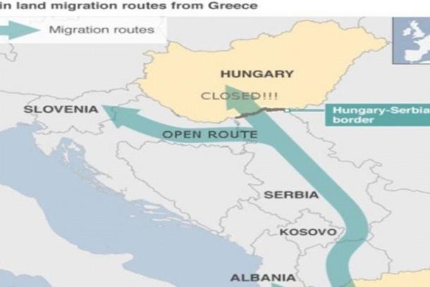 Photo of Vanredno stanje: Mađari hapse, izbjeglice kreću prema Hrvatskoj (foto/video)