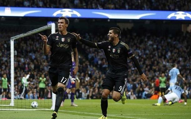 Liga šampiona: Juve utišao Etihad, het-trik Ronalda