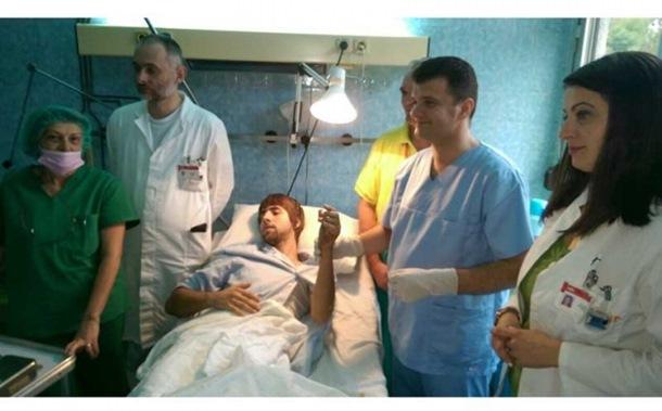 Ljekari u Univerzitetskoj bolnici Foča mladiću prišili odsječenu šaku