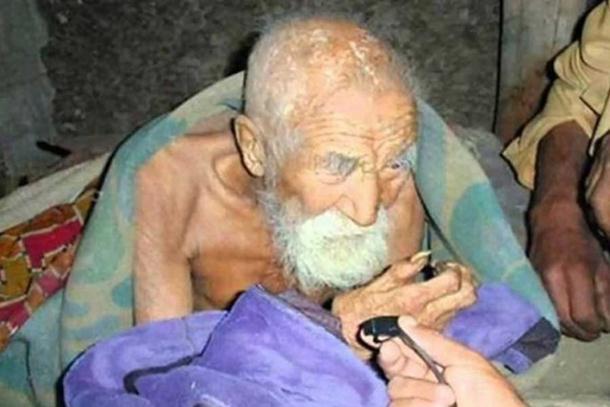 Photo of Starac od 179 godina: Izgleda da je smrt zaboravila na mene!