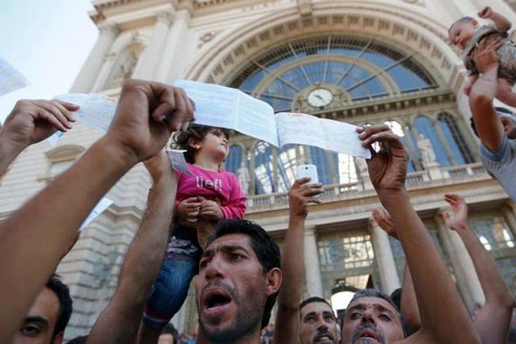 Evropa u haosu: Orban najavio hapšenja, kolaps na granici Njemačke
