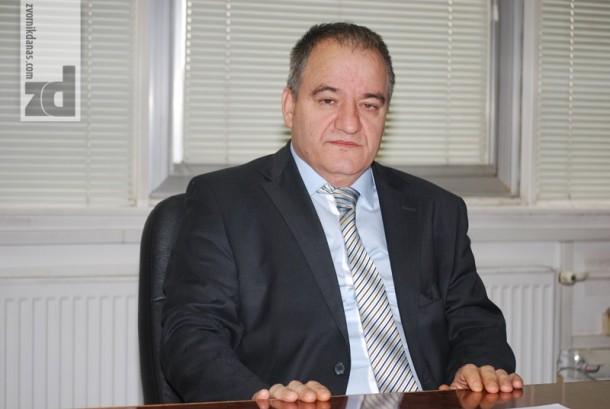 Mile Matić, predsjednik Upravnog odbora kompanije Alumina