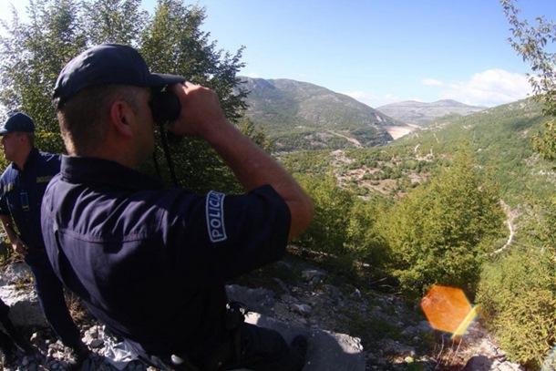 Granica kod Trebinja: Nova moguća ruta kretanja izbjeglica