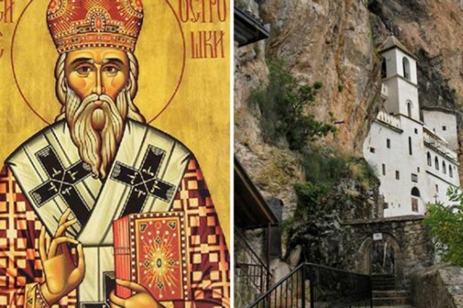 Još jedno čudo Svetog Vasilija: Nikla vinova loza iz kamena