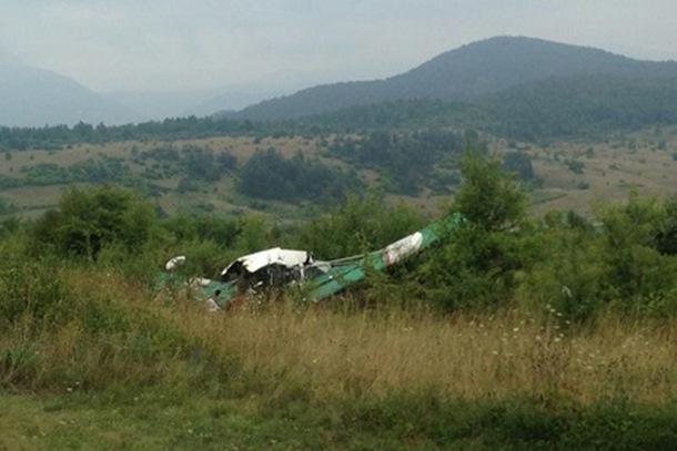 Photo of Avion iz Srbije pao na Ozrenu, jedno poginulo