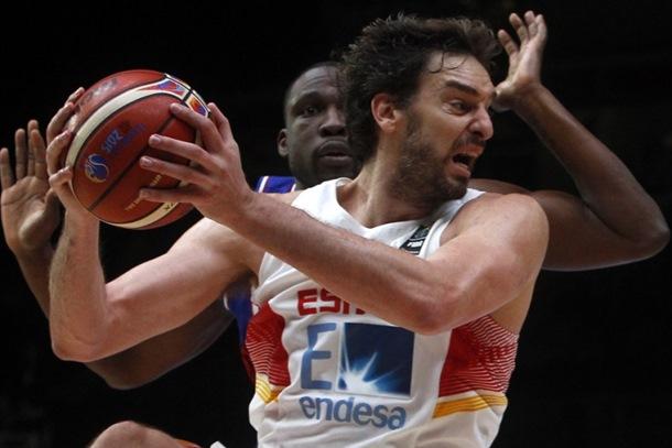 Španija u finalu Eurobasketa