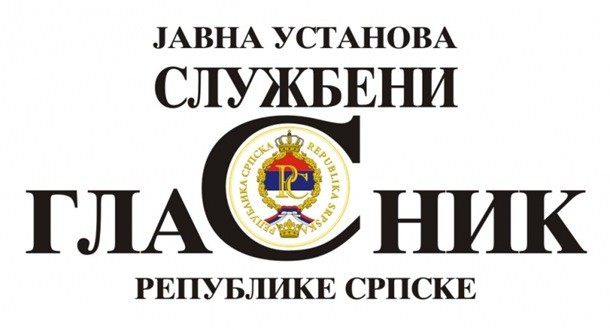 Službeni glasnik Republike Srpske