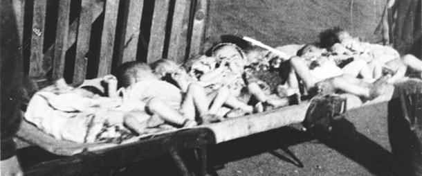 Ustaški koncentracioni logor za djecu Jastebarsko - Jedini takav logor u fašističkom dijelu Evrope
