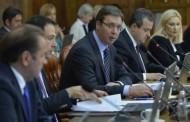 Hitna sjednica Vlade Srbije počela u 15 sati
