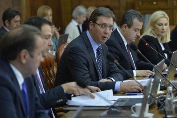 Photo of Hitna sjednica Vlade Srbije počela u 15 sati