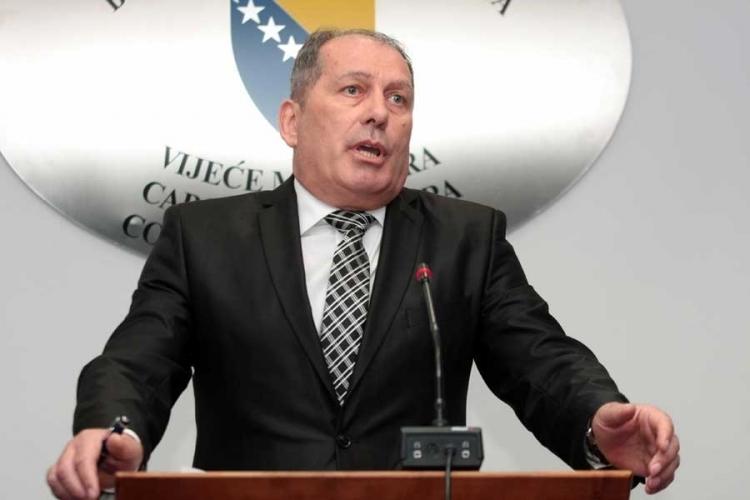 U Savjet ministara stigao Mektićev prijedlog - Perica Stanić