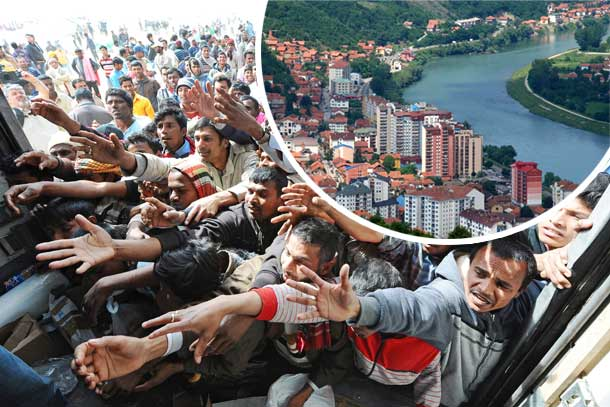 Photo of Nema naznaka o prelasku izbjeglica u Zvorniku