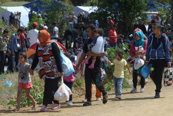 Kod izbjeglica pronađen nacrt rute koja vodi u BiH