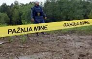 Jedan deminer poginuo, dvojica povrijeđena u mjestu Hajvazi kod Kalesije