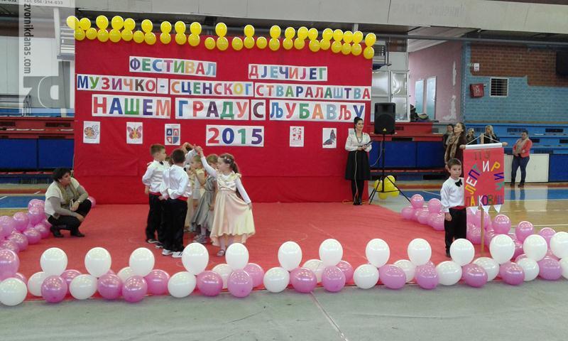 Photo of Oko 240 mališana iz vrtića iz Republike Srpske i Srbije nastupilo na Festivalu predškolaca