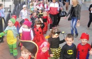Završna priredba 450 djece iz vrtića Naša radost