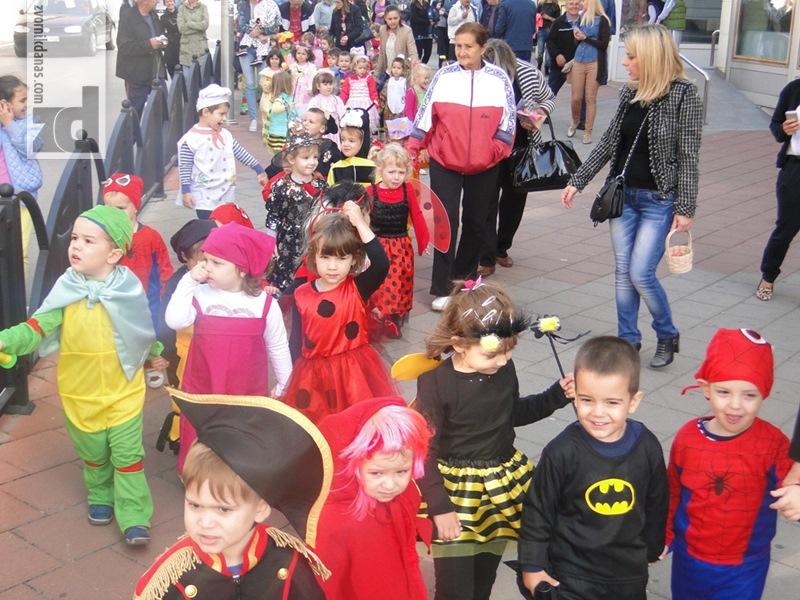 Photo of Završna priredba 450 djece iz vrtića Naša radost