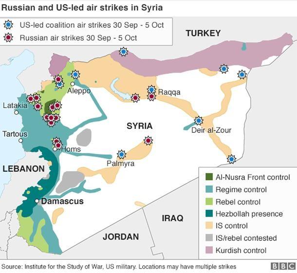 Ofanziva u Siriji (1)