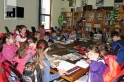 Učenici drugog razreda posjetili Narodnu biblioteku i muzejsku zbirku